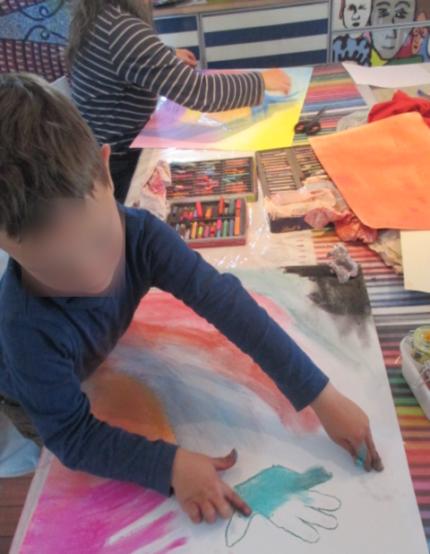 Art-Therapie Bordeaux enfant